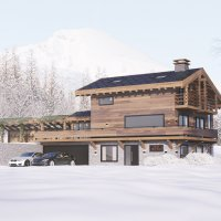 Building Land - New Chalet Development